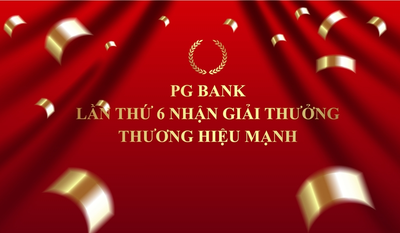 Ngân hàng PGBank nhận được rất nhiều giải thưởng trong nước và quốc tế