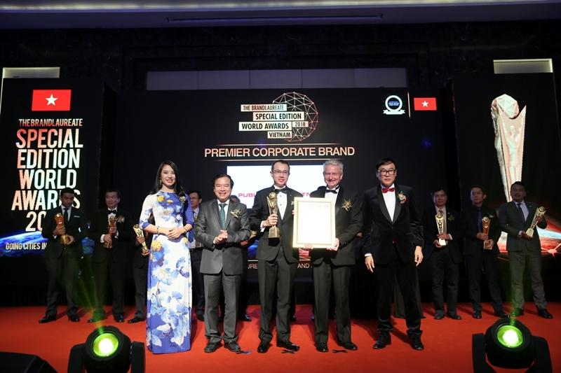Public Bank vinh dự nhận được nhiều giải thưởng quan trọng