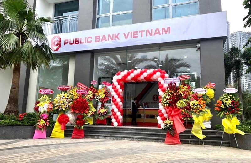 Public Bank làm ngân hàng nước ngoài có thâm niên gần 30 năm hoạt động tại Việt Nam
